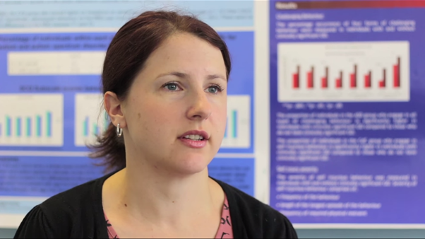 <p>Dr Lucy Wilde talks about the behavioural characteristics of Smith-Magenis syndrome</p>