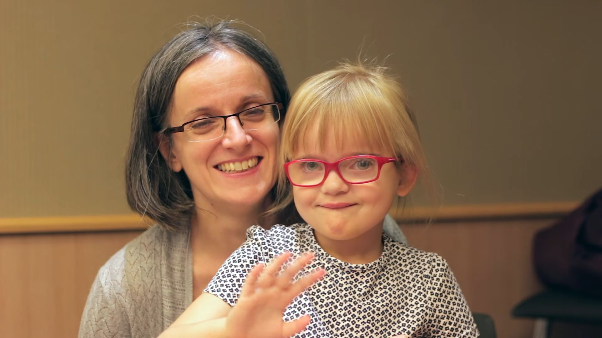 <p>Parents describe their children with Kleefstra syndrome</p>